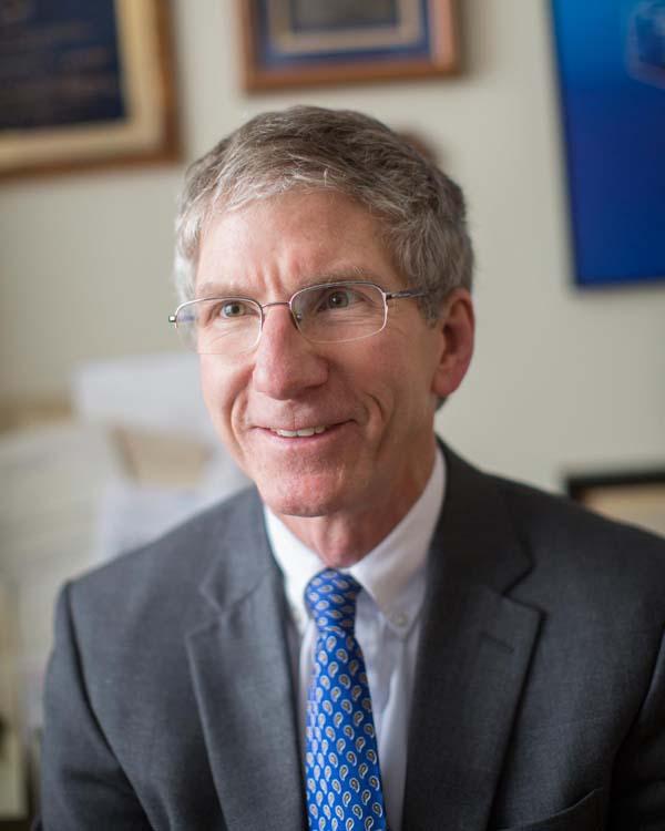 Headshot of Professor Dernbach