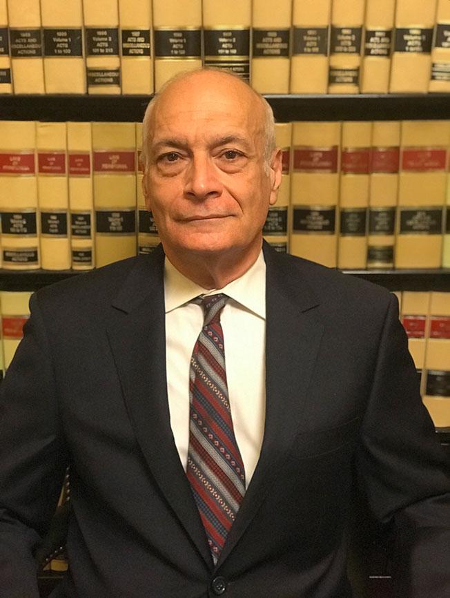 Photo of Vince DeLiberato