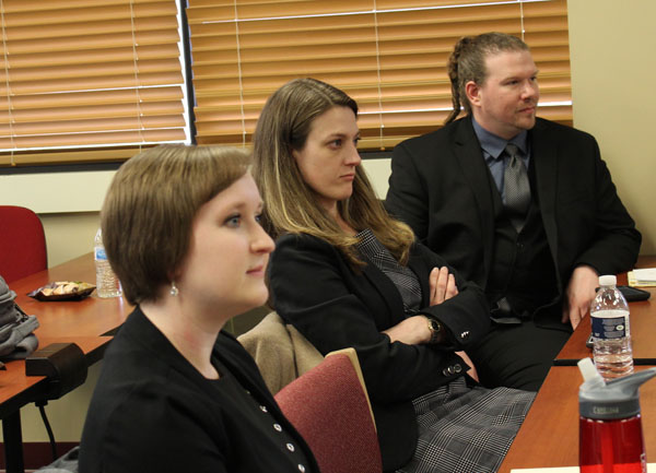 Students on Transactional Law Team