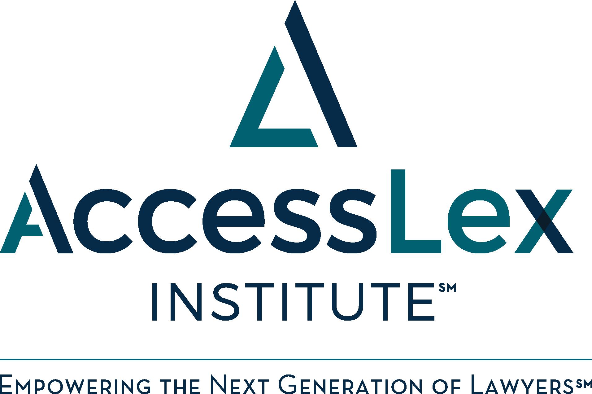 Logo for AccessLex Institute