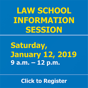 January 12, 2019 info session.