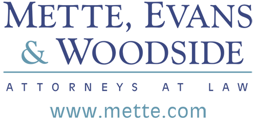 Mette, Evans, and Woodside: Attorneys at Law