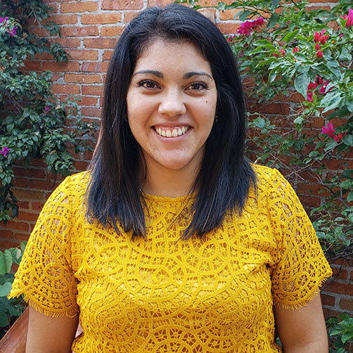 photo of student ambassador