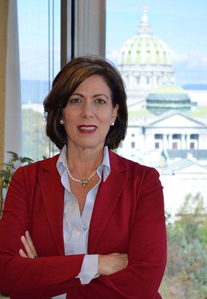 Photo of Judge Susan E. Schwab