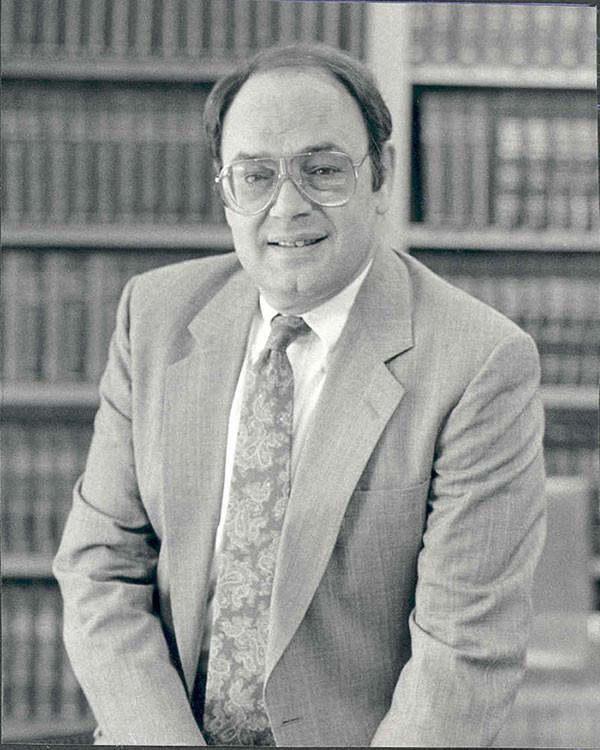 headshot of Tony Santoro from the 1980's